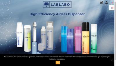 Site internet de Lablabo