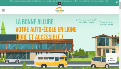 Site internet de Caval