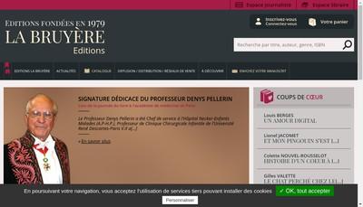 Site internet de Le Semaphore