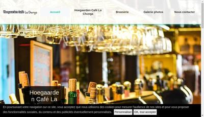 Site internet de La Chunga