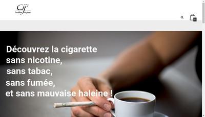 Site internet de Bouffees de Plaisir