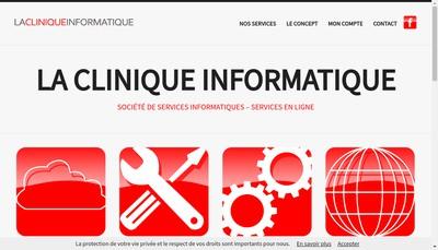 Site internet de What'S Up Informatique