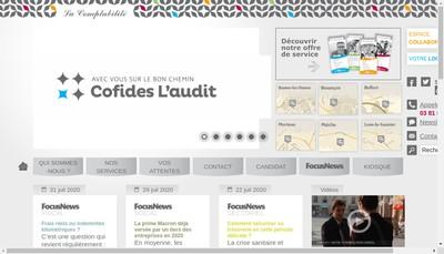 Site internet de La Comptabilite