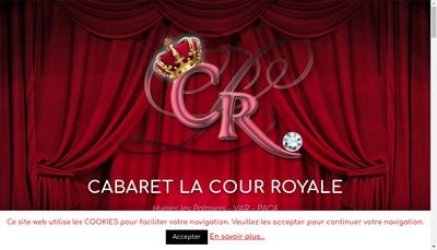Site internet de La Cour Royale