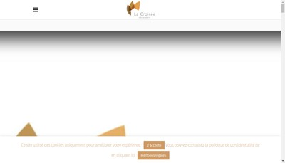 Site internet de La Croisee Decouverte