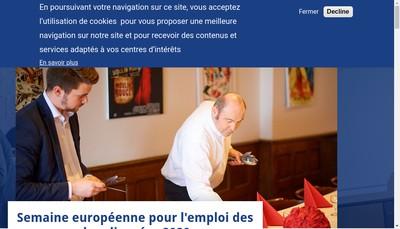 Site internet de L'Adapt