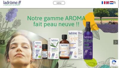 Site internet de La Drome Provencale