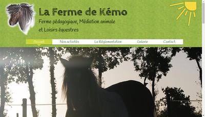 Site internet de Ima de Kemo