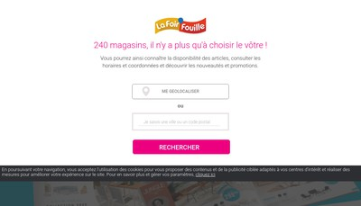 Site internet de Ff Digital