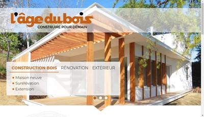 Site internet de L'Age du Bois