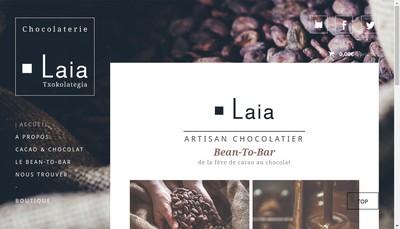 Site internet de Laia