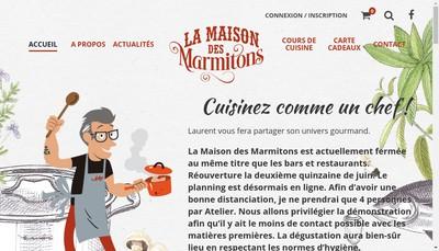 Site internet de Cesne Laurent