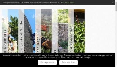 Site internet de Entreprise Lamy