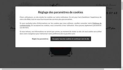 Site internet de Bermat