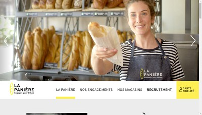 Site internet de Le Petrin Ribeirou