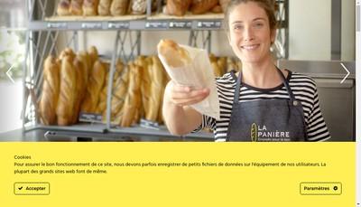 Site internet de Panification d'Aix