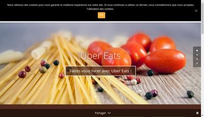 Site internet de La Pavinamille