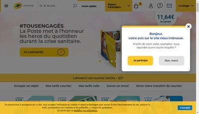 Site internet de La Malle Poste