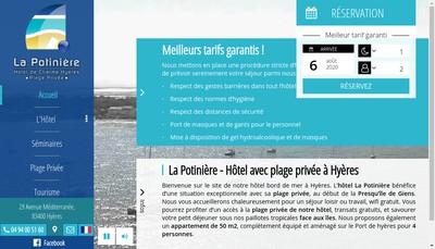 Site internet de Eurotel