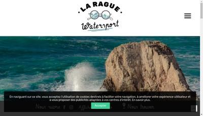 Site internet de Ponton de la Rague