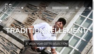 Site internet de Largeot et Coltin