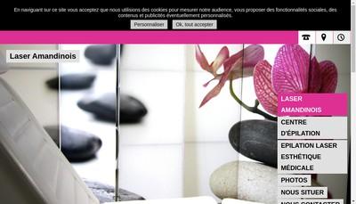 Site internet de Ingrid Lynen