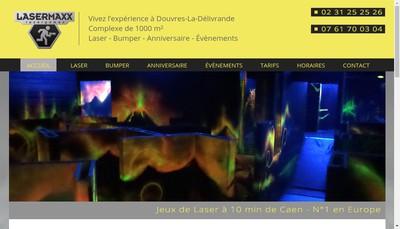 Site internet de Daken