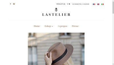 Site internet de Lastelier