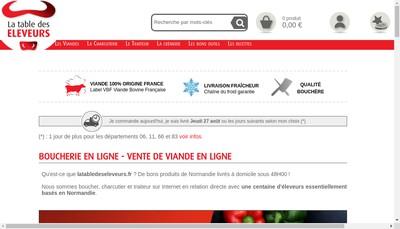 Site internet de Capa Diffusion