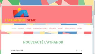 Site internet de Sodime