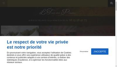 Site internet de Societe Brou et Fils