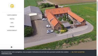 Site internet de L'Auberg'In