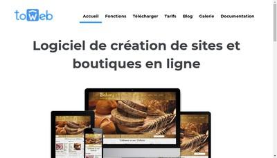 Site internet de Lauyan Software
