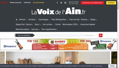 Site internet de Hcr