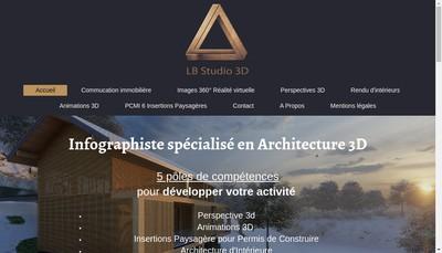 Site internet de Ludovic Briand