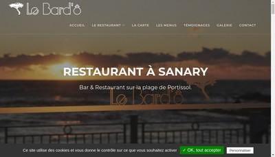 Site internet de Bard'O