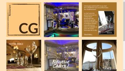 Site internet de Restaurant le Cg