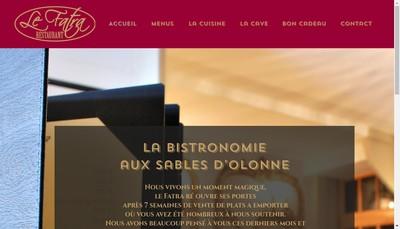 Site internet de Le Fatra