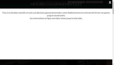 Site internet de Le Frog