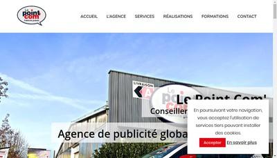 Site internet de Pizzipub