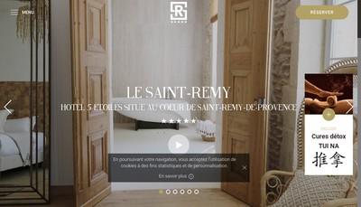 Site internet de Le Saint Remy