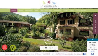 Site internet de St Barnabe