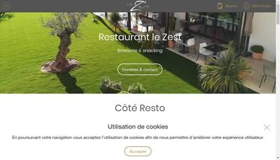 Site internet de Le Z Est