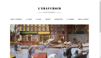 Site internet de L'Ebauchoir