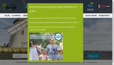 Site internet de Beauchene