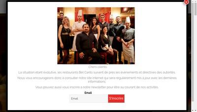 Site internet de Spcr