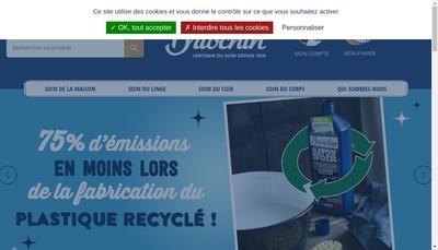 Site internet de Lebriochin