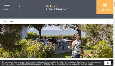 Site internet de Villa l'Atelier
