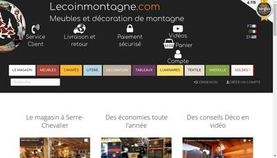 Site internet de Ambia