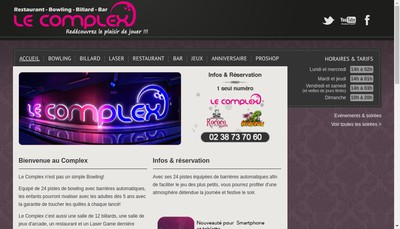 Site internet de Battle Joinville